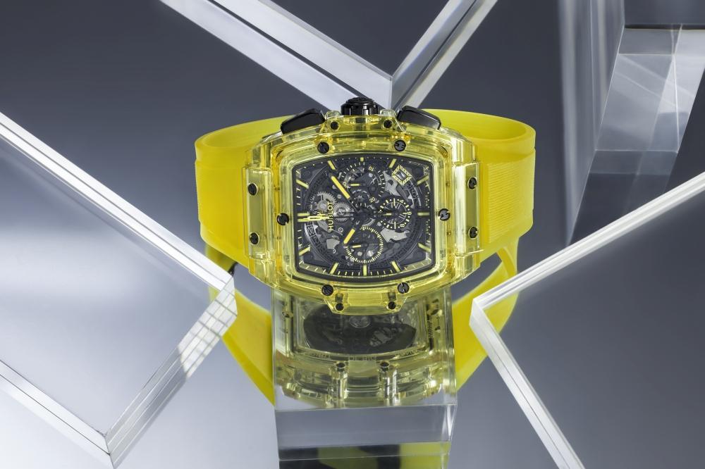 Spirit of Big Bang Yellow Sapphire 1000 x 666DPI